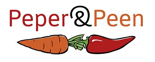 Logo van Peper & Peen
