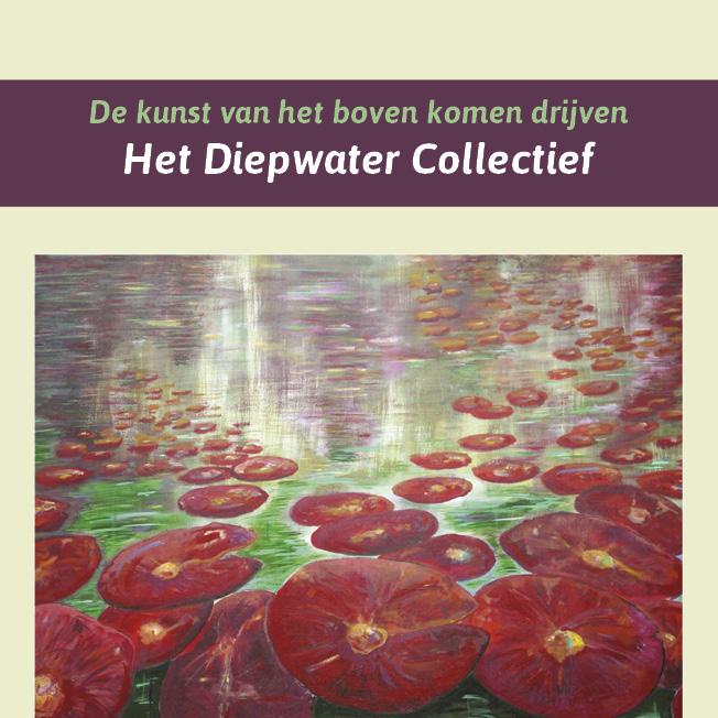 Jubileumboek Het Diepwater Collectief voorzijde